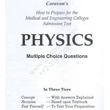 caravan mcat ecat physics mcqs with explaind answers cbpbook