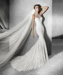 robe de mari e pronovias prunelle robe de mariée à décolleté en cœur mermaid wedding
