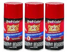dupli color body red automotive touchup u0026 spray paint ebay