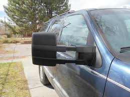 Ford F250 Truck Mirrors - want real tow mirrors for your expy here u0027s how lot of pics