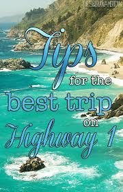 California Traveling Tips images The siberian american california road trip pacific coast highway jpg