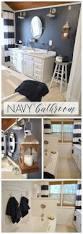 shower ideas for small bathrooms best 25 navy bathroom decor ideas on pinterest toilet room