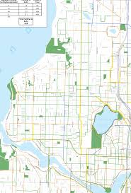 Seattle Bike Map by Seattle Master Plan Images Reverse Search