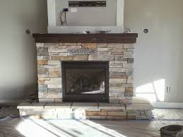ledgestone fireplace trendy ledgestone fireplace bucks county