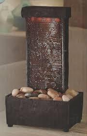 amazon com wayland square meditation tabletop fountain