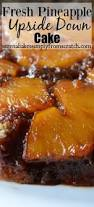 good old fashioned pineapple upside down cake recipe pineapple