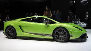 Lamborghini Gallardo Green - lamborghini u0027s superleggera is superleggy roadshow