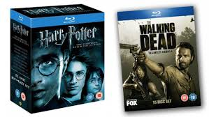 dvd black friday black friday blu ray and dvd uk deals walking dead harry potter