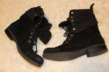 womens combat boots size 9 nine combat boots for ebay