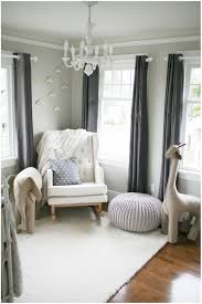 Curtain Ideas For Nursery Interesting Inspiration Curtains For Grey Walls Gray Blue