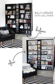 Bookcase With Doors Black Ikea Billy Bookcase With Glass Doors H O M E Pinterest Ikea