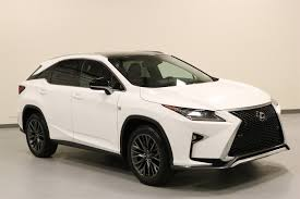 lexus rx 350 mpg pre owned 2016 lexus rx 350 for sale in amarillo tx 44003