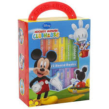 my first library mickey mouse clubhouse toys