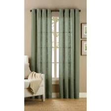 Alton Solid Grommet Window Curtain Panel Bed Bath U0026 Beyond Unlined Panels Ebay
