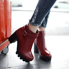 womens red motorcycle boots search on aliexpress com by image