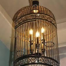 Home Interior Bird Cage Birdcage Chandelier Restoration Hardware Hack Tip Junkie