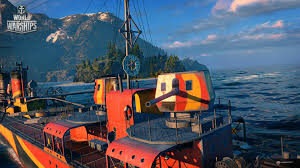 premium shop the ghost ship world of warships