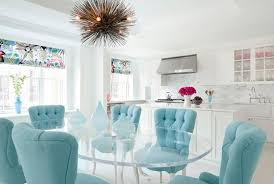 Tufted Dining Chair Set Amazing 155 Best Glam Dining Room Images On Pinterest Chairs