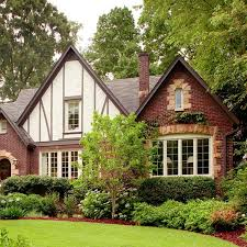 Old English Tudor House Plans by Get The Look Tudor Style Traditional Home