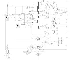 8v 40a switching power supply wiring diagram components