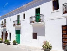 Mediterranean Houses Ibiza Sant Joan Labritja San Juan White Mediterranean Houses
