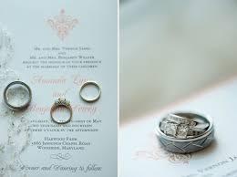 bjs wedding rings amanda bj s real frederick wedding frederickweddings