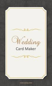 Wedding Invitation Software Wedding Card Maker Android Apps On Google Play