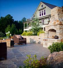 exterior exterior natural stone design ideas with halquist stone