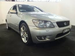 lexus is300 silver lexus is300 for sale in australia gumtree cars