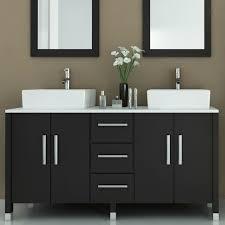 designer bathroom vanities cabinets modern bathroom vanities give the bathroom a designer look blogbeen