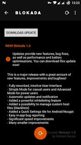 android adblock root app 4 0 3 blokada ad blocker open sourc android development