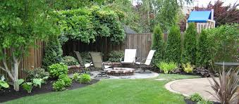 Affordable Backyard Landscaping Ideas by Small Space Big Ideas Landscaping In A Backyard The Image On