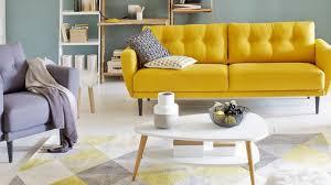 repeindre canapé tout sur la couleur dans la déco peinture idées meubles