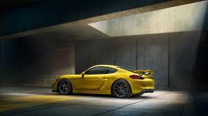 Porsche Macan Yellow - porsche gt4 yellow car 4k ultra hd wallpaper sharovarka pinterest