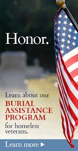 Funeral Assistance Programs Distinguished Veteran Services Horan U0026 Mcconaty