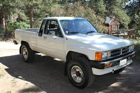 1988 toyota truck purchase used 1988 sr5 toyota cab 4x4 48000 org
