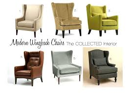 Wing Back Chair Design Ideas Chairs Fabric Wing Chairs Design For Modern Chair Ideas High