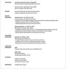 Internship Resume Template Word Internship Resume Templates Internship Resume Template 11 Free