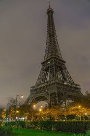 The Eiffel Tower by The Eiffel Tower Lights Will Be Symbolically Turned Off Tonight