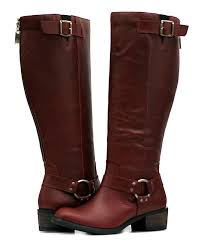 s extended calf size 12 boots vestiture brick alamo wide calf leather boot zulily