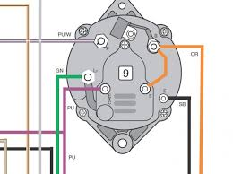 mando alternator wiring diagram diagram wiring diagrams for diy