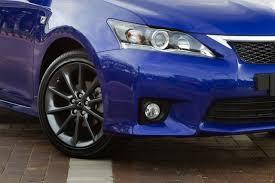 2012 lexus ct200h tires new 2012 lexus ct 200h hybrid hatchback gets optional f sport package