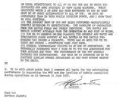 Letter Of Commendation Letter Of Commendation U2013 The Mobile Riverine Force Association