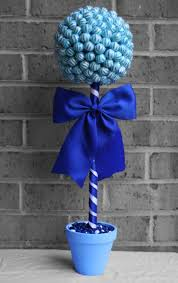 Candy Topiary Centerpieces - candy buffet picmia