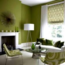 pretty green colour schemes for living rooms on room with best