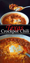 chili crockpot slowcooker chili texas chili cooking with melissa