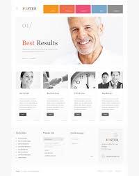 investment business wordpress theme 45510