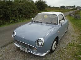classic nissan my rare nissan figaro classic car convertible automatic retro