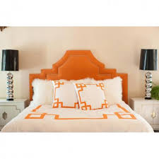 Orange And White Comforter Bedding Orange And White Duvet Cover