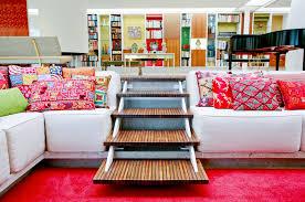 Orange Home And Decor J Irwin Miller House Amazing Mid Centuria Art Design And